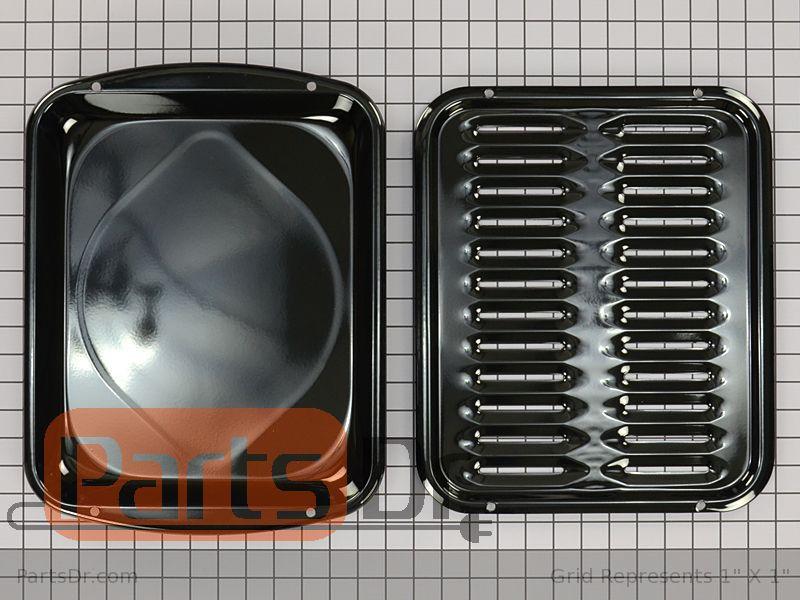 kitchenaid microwave door handle part 4448411