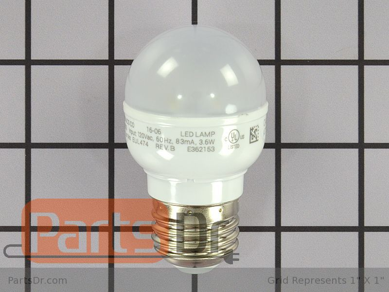 Range Hood Light Bulb