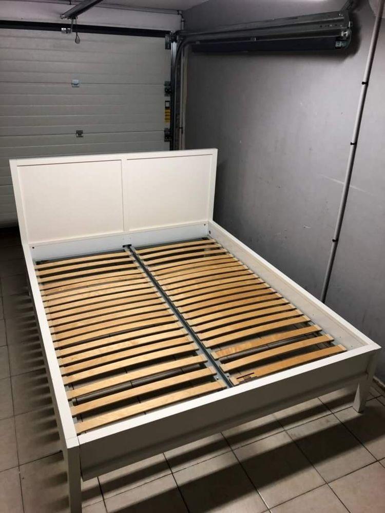 achetez un lit blanc ikea 2 occasion