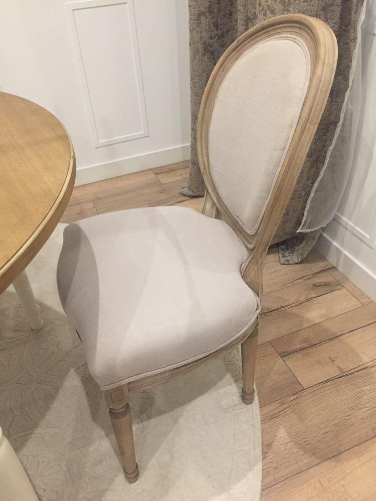 chaise maisons du monde a 120