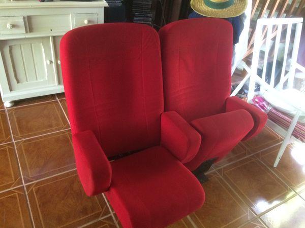 achetez fauteuils de cinema occasion