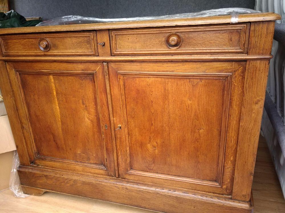 meuble bas ancien a 70