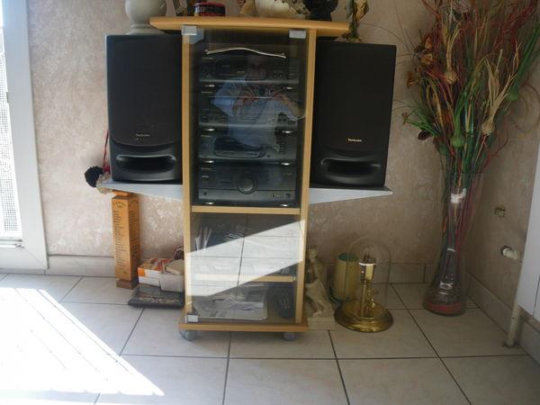 achetez meuble chaine hifi occasion