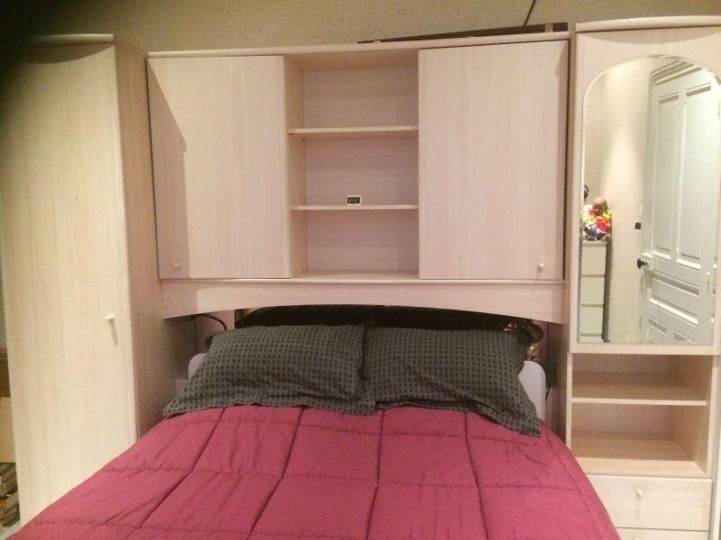 achetez meuble pont pour lit occasion