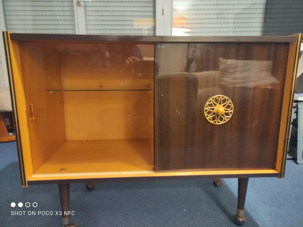 meuble tv bar vintage annees 60 70 a 20