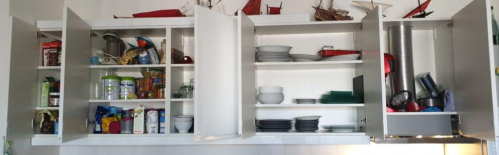 meubles cuisine haut hotte ikea a 500