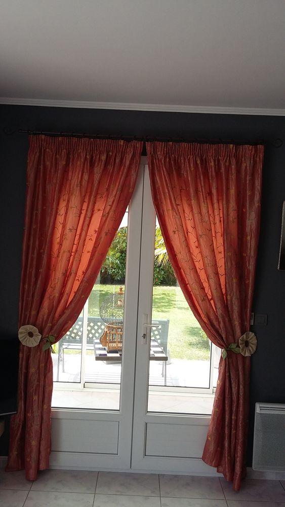 rideaux pour porte fenetre 2 vanteaux a 20