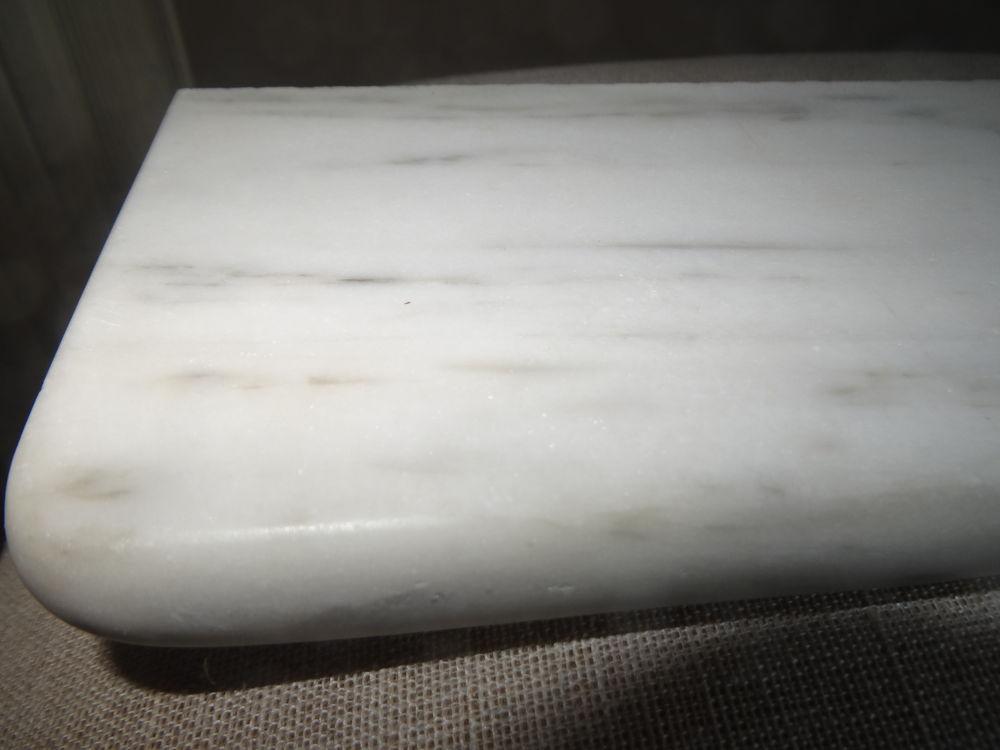 tablette pour radiateur en marbre blanc a 20