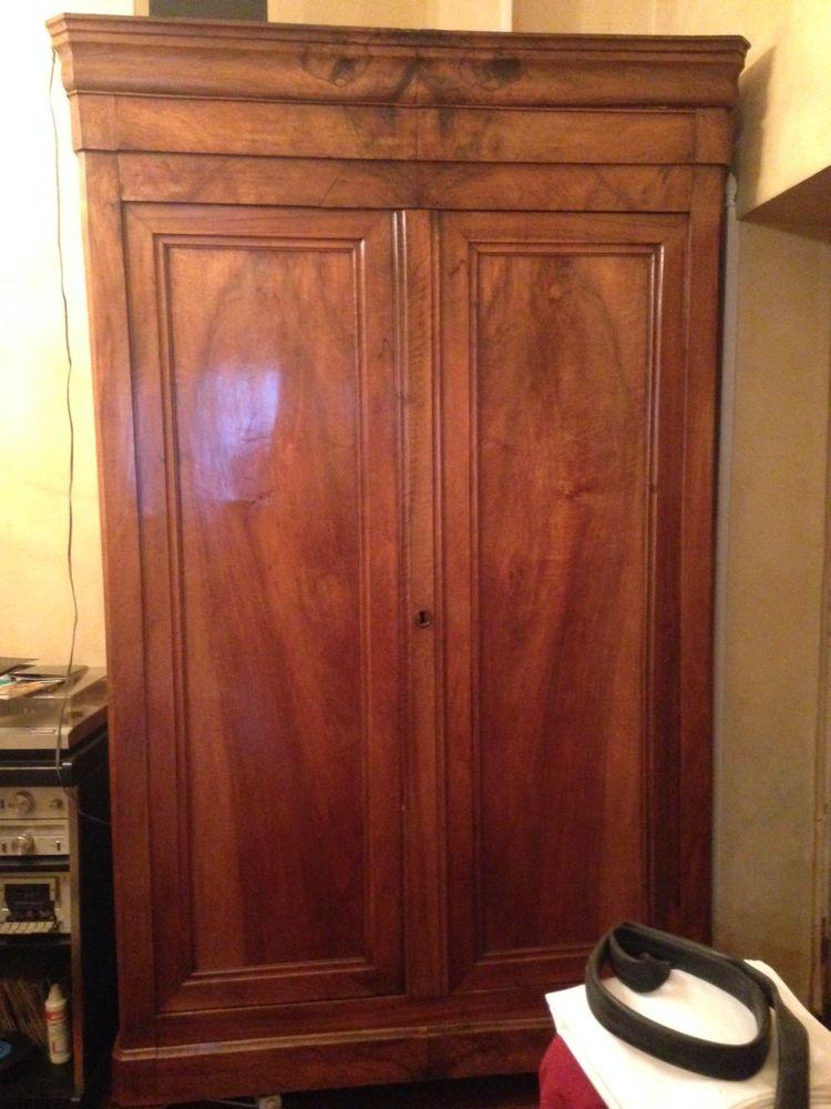 armoire louis philippe merisier meubles