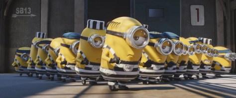 The Minions in Verschrikkelijke Ikke 3