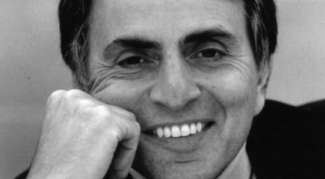Ο Carl Sagan (9 Νοεμβρίου 1934 – 20 Δεκεμβρίου 1996)