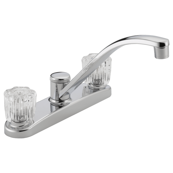 p299201lf two handle kitchen faucet