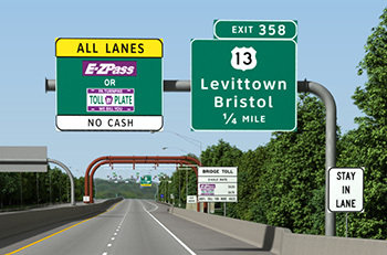 What is cashless tolling and how will it work on the Pa  Turnpike     tollbyplate photo jpg