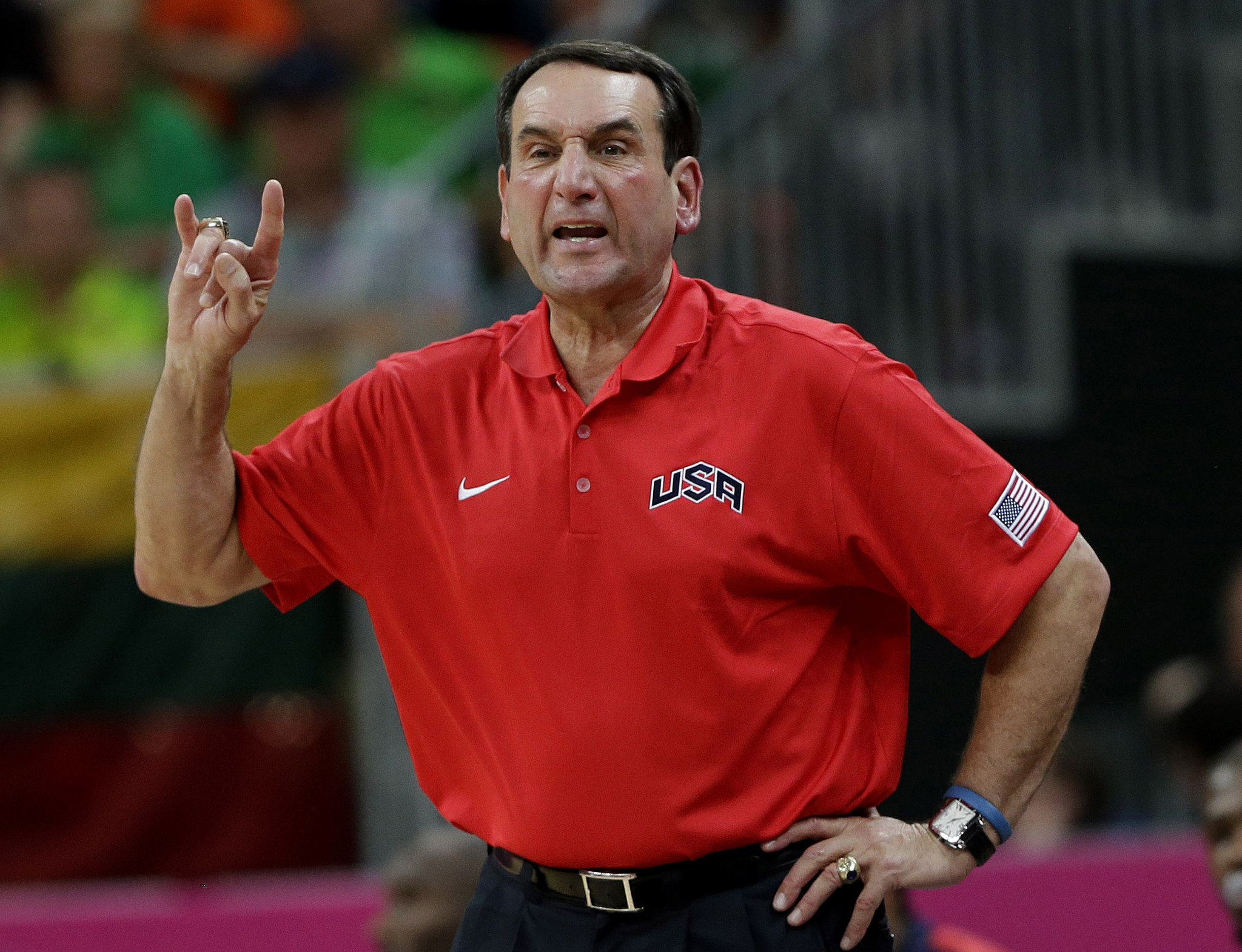 Dukes Mike Krzyzewski Returning To Coach USA Basketball