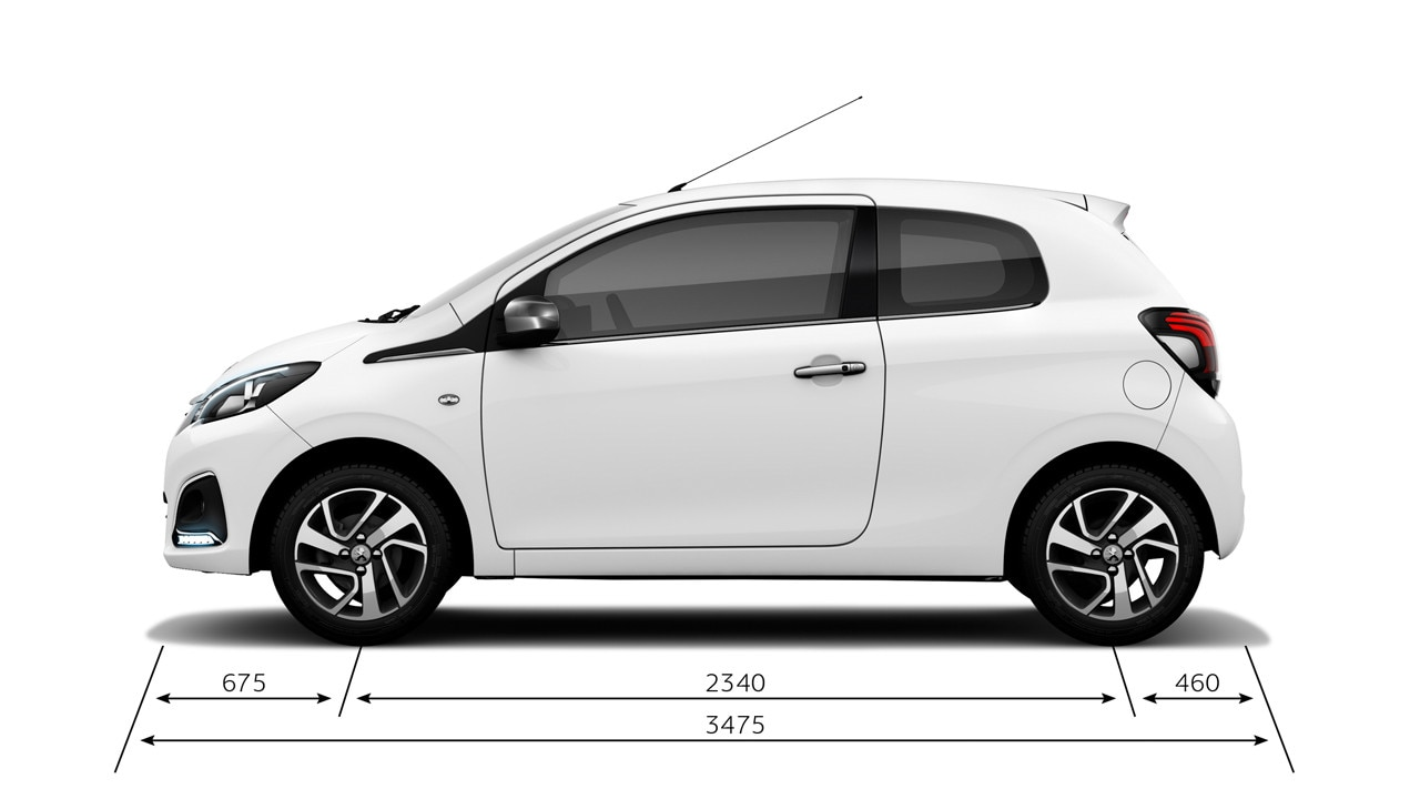 Safety And Technical Information Of Peugeot 108 Peugeot UK