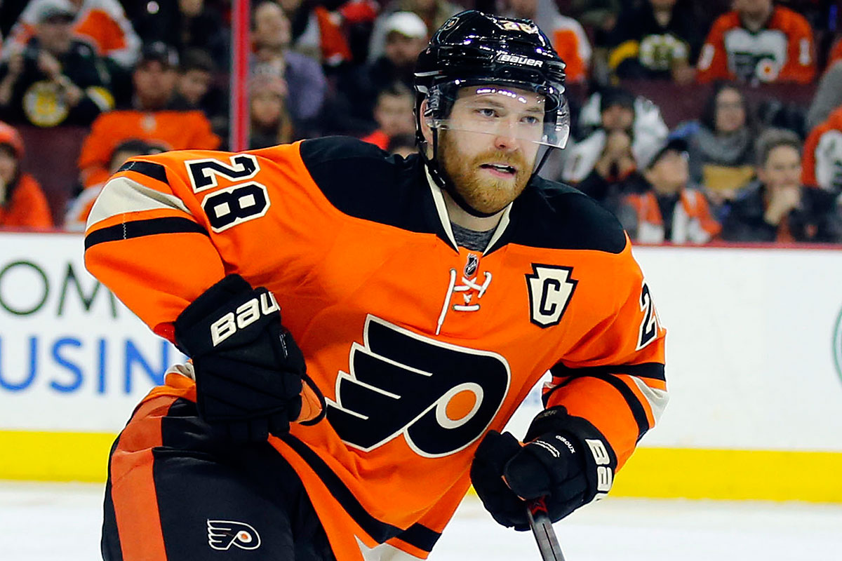 Image result for claude giroux 2017