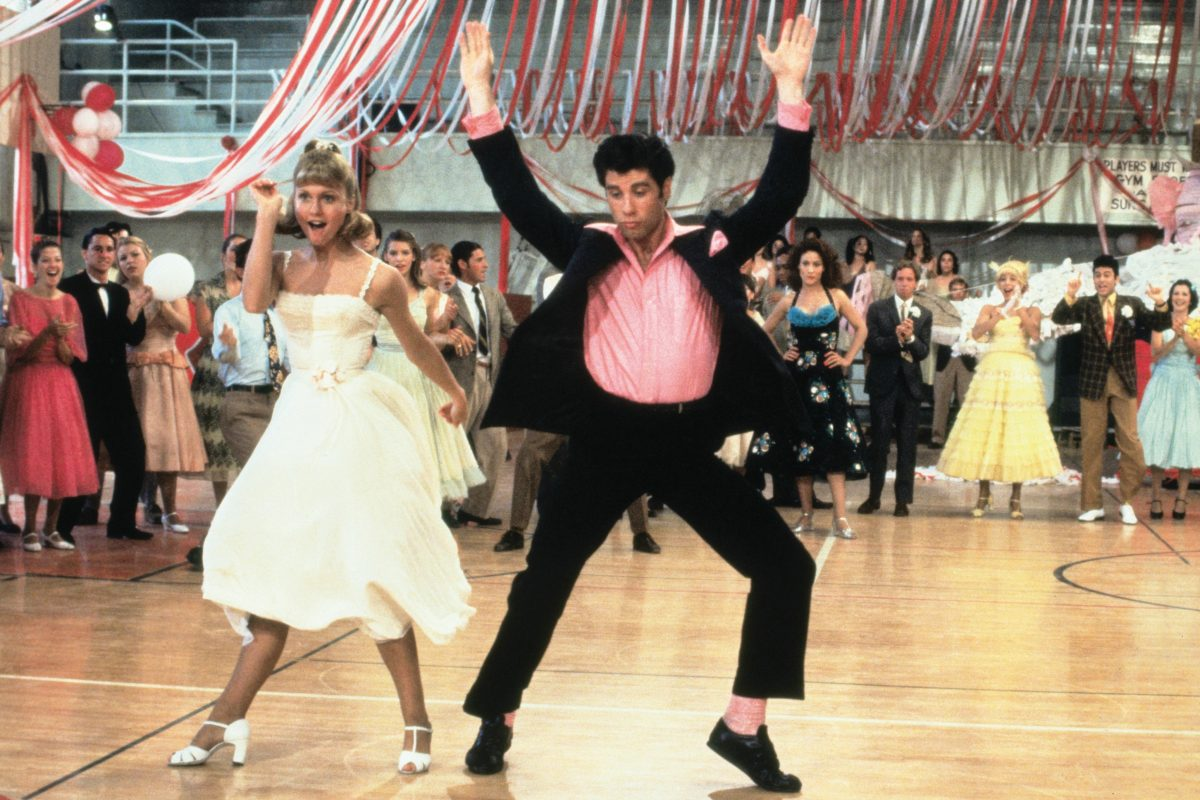 Image result for Huntington Park High School, grease