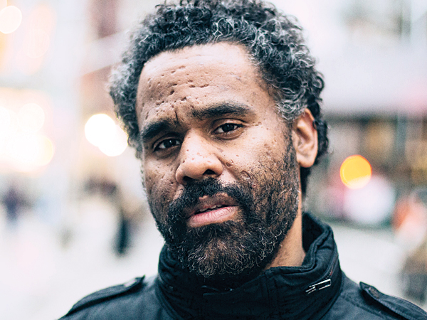"""Sacha Jenkins, director of the documentary """"Fresh Dressed,"""" was born in Philadelphia and grew up in Queens. (CNN Films)"""
