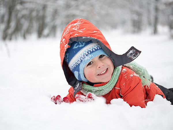 Why Wearing A Bulky Winter Coat In A Car Seat Can Be