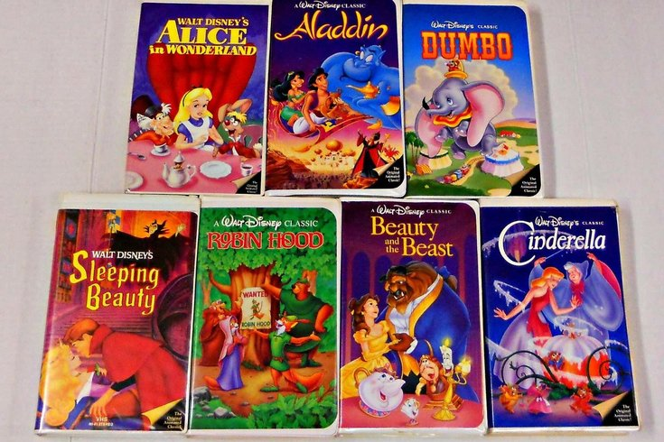 Is Your Disney VHS Collection Worth Thousands Of Dollars