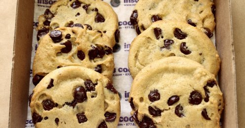 Image result for Insomnia cookies knoxville