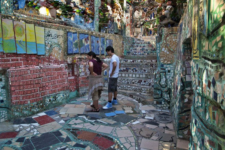 Philadelphia Magic Gardens To Celebrate Philly Free Week