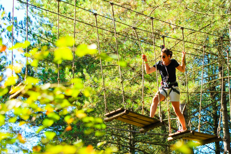 This Is When You Can Start Ziplining In Fairmount Park