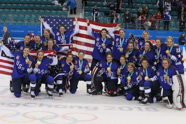 The stars of the Olympic Games: American women | PhillyVoice