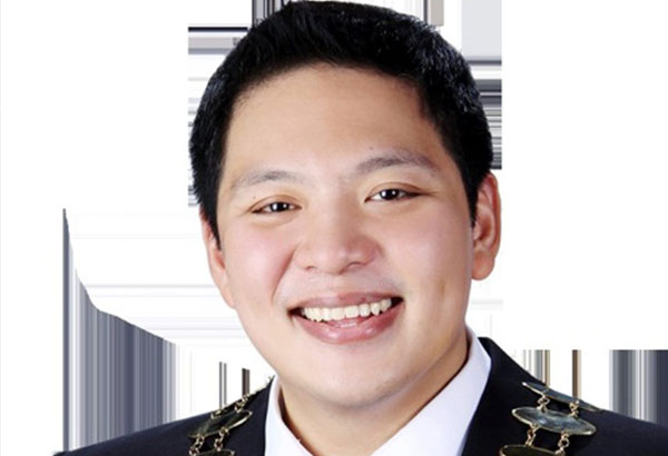 Image result for vice mayor brian lim