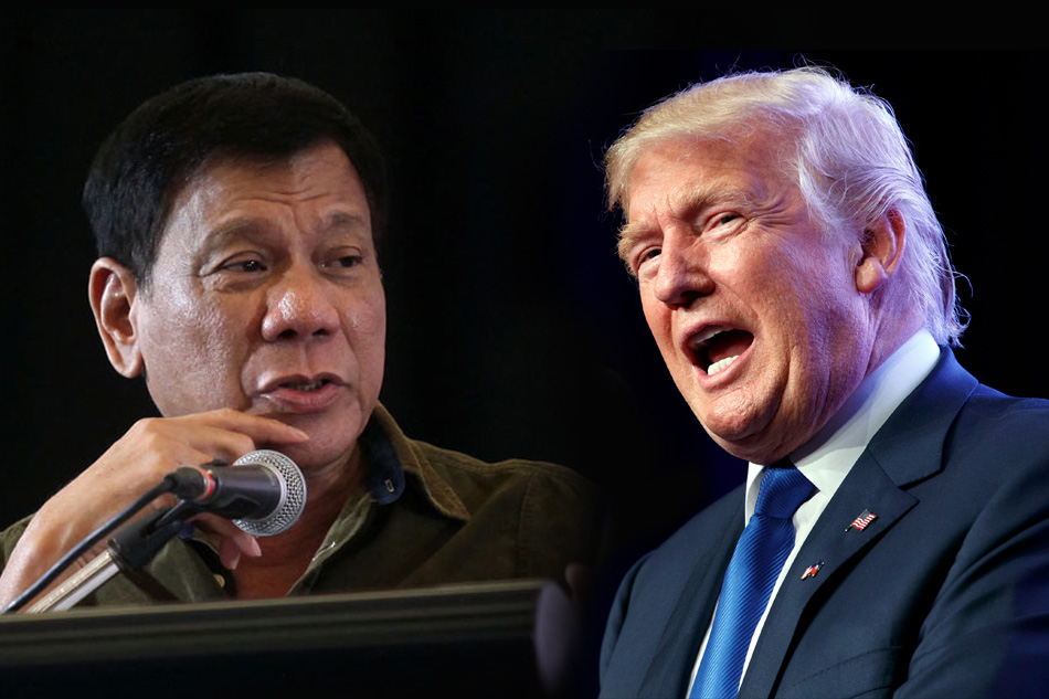 Image result for duterte and trump