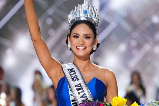 pia wurtzbach manila homecoming