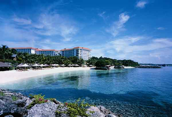 Shangri La Mactan Cebu Philippines