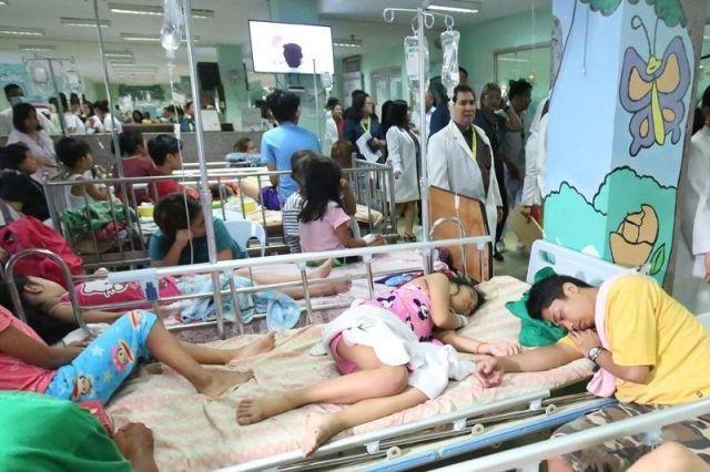 Image result for dengue epidemic ph