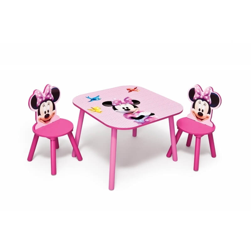 table 2 chaises minnie