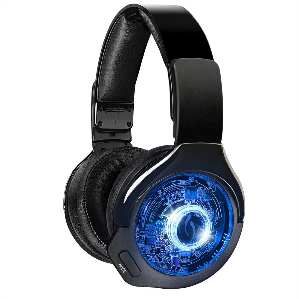 PDP Afterglow Nur PS4PS3 Headset In Black Old Version