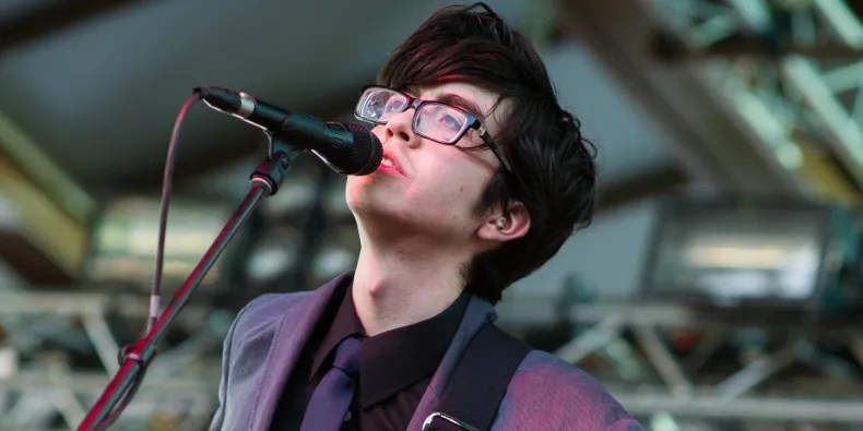Car Seat Headrest Announce Tour   Pitchfork Car Seat Headrest  Photo by Marc Grimwade WireImage