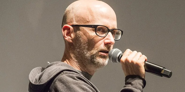 Moby photo by Timothy Norris/Getty Images