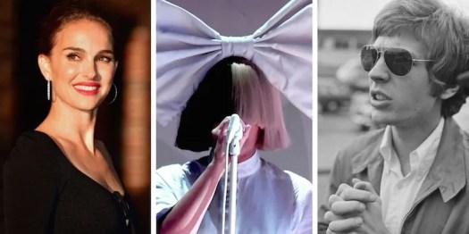 Znalezione obrazy dla zapytania Scott Walker i Sia