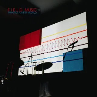 Image result for field music making a new world