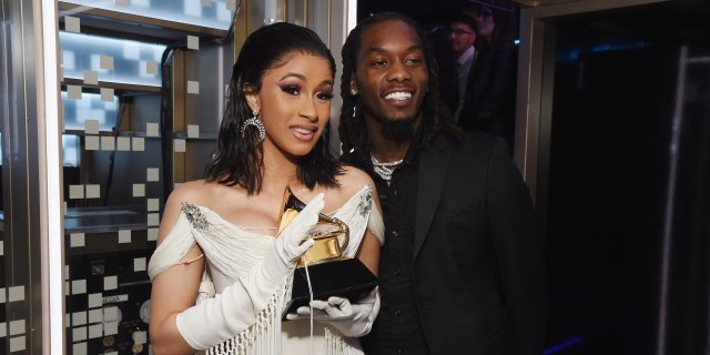 Cardi B and Offset Announce Birth of Second Child | Pitchfork