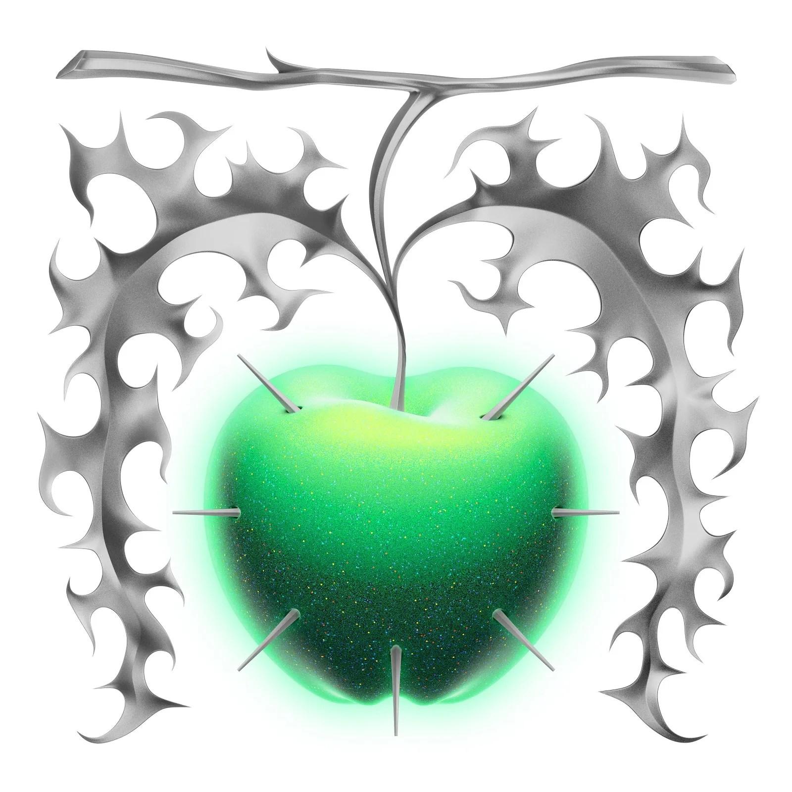 A. G. Cook Apple