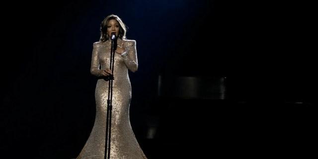 "Watch Mickey Guyton Perform ""Black Like Me"" at 2021 Grammys | Pitchfork"