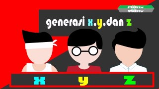 Apa itu Generasi X, Y, Z ?