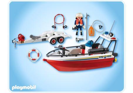bateau de pompier 4823 a