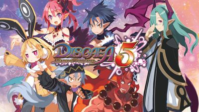 Disgaea 5 Alliance Of Vengeance Game PS4 PlayStation