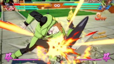 DRAGON BALL FighterZ Game   PS4   PlayStation DRAGON BALL FighterZ Screenshot 5