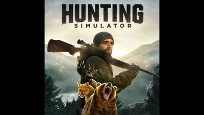 Hunting Simulator Game PS4 PlayStation