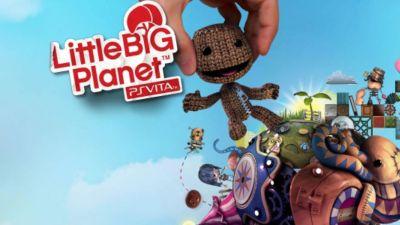 LittleBigPlanet PlayStation Vita Game PSVITA PlayStation
