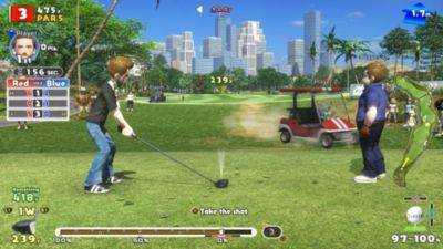 Everybody s Golf Game   PS4   PlayStation Everybody s Golf Screenshot 12
