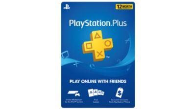 PlayStation Store Cash Cards PlayStation Plus Membership